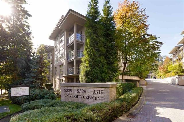 Main Photo: 504 9339 UNIVERSITY CRESCENT in Burnaby: Simon Fraser Univer. Condo for sale (Burnaby North)  : MLS®# R2505904