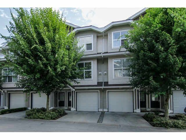 """Main Photo: 52 20460 66TH Avenue in Langley: Willoughby Heights Townhouse for sale in """"WILLOWS EDGE"""" : MLS®# F1418966"""