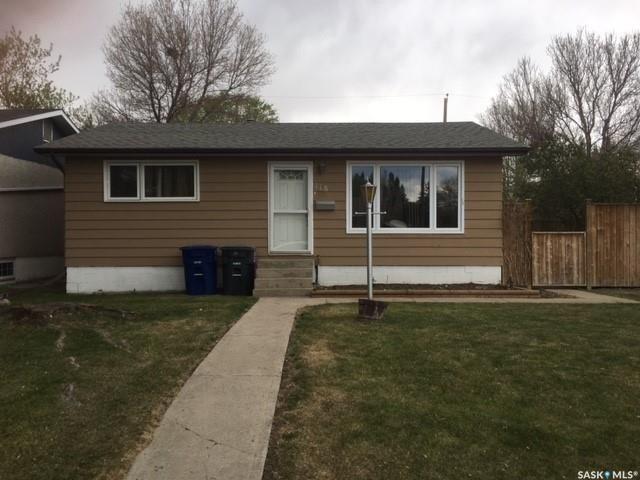 Main Photo: 118 EVANS Street in Saskatoon: Forest Grove Residential for sale : MLS®# SK867532
