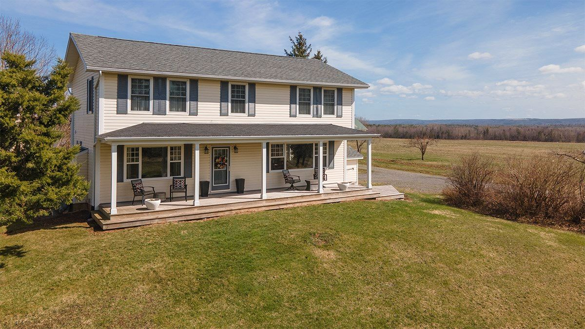 Main Photo: 282 & 296 Rockwell Mountain Road in Centreville: 404-Kings County Farm for sale (Annapolis Valley)  : MLS®# 202108453