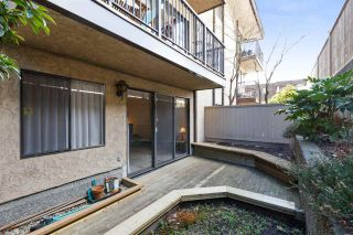 Photo 12: 103 338 WARD Street in New Westminster: Sapperton Condo for sale : MLS®# R2262121
