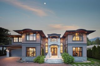 Main Photo: 65 GLENGARRY Crescent in West Vancouver: Glenmore House for sale : MLS®# R2613846
