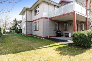 Photo 1: 6028 Leah Lane in : Na North Nanaimo Row/Townhouse for sale (Nanaimo)  : MLS®# 867518