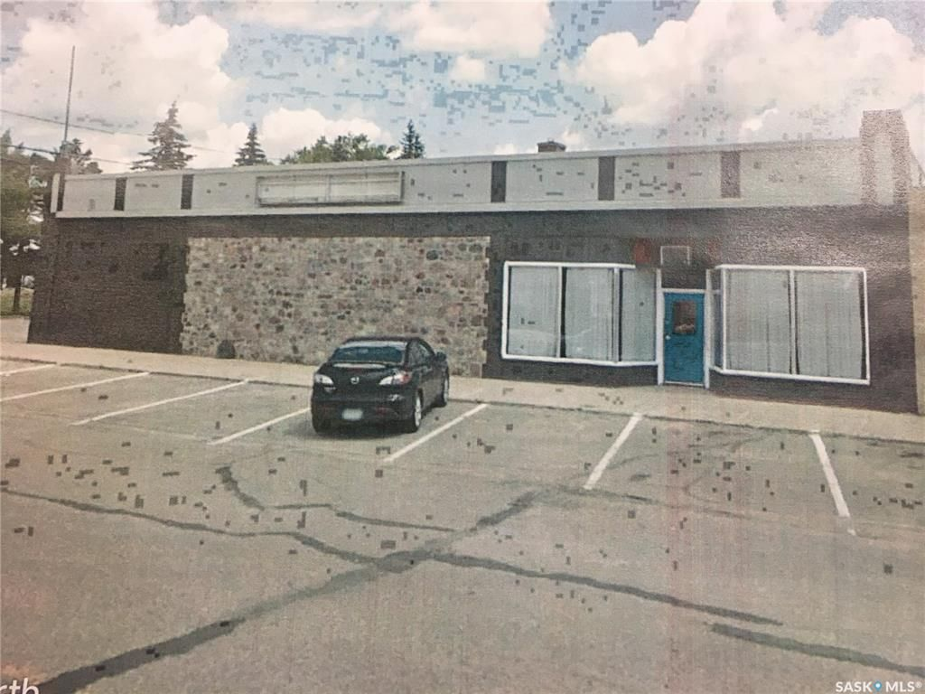 Main Photo: 717 Desmond Street in Grenfell: Commercial for sale : MLS®# SK839097