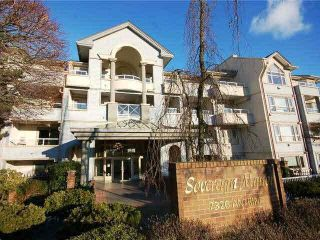 "Main Photo: 214 7326 ANTRIM Avenue in Burnaby: Metrotown Condo for sale in ""SOVEREIGN MANOR"" (Burnaby South)  : MLS®# R2578504"