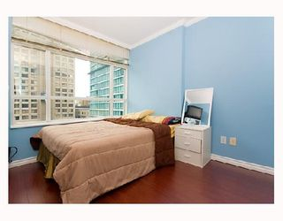 """Photo 4: 1104 438 SEYMOUR Street in Vancouver: Downtown VW Condo for sale in """"CONFERENCE PLAZA"""" (Vancouver West)  : MLS®# V776093"""