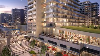 """Photo 3: 427 6340 NO. 3 Road in Richmond: Brighouse Condo for sale in """"PARAMOUNT TOWER 3"""" : MLS®# R2618960"""