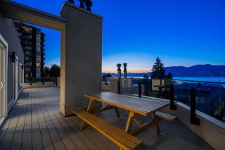 """Photo 12: 401 2298 W 1ST Avenue in Vancouver: Kitsilano Condo for sale in """"The Lookout"""" (Vancouver West)  : MLS®# R2617579"""