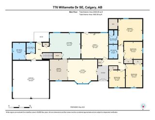 Photo 42: 776 Willamette Drive SE in Calgary: Willow Park Detached for sale : MLS®# A1102083