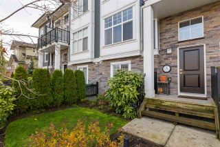 "Photo 1: 21 7686 209 Street in Langley: Willoughby Heights Townhouse for sale in ""Keaton"" : MLS®# R2349996"