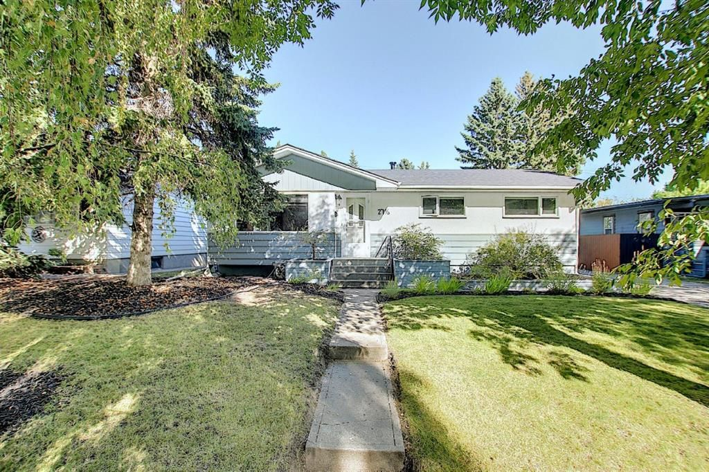 Main Photo: 2716 LOUGHEED Drive SW in Calgary: Lakeview Detached for sale : MLS®# A1032404
