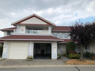 """Photo 2: 28 31406 UPPER MACLURE Road in Abbotsford: Abbotsford West Townhouse for sale in """"Ellwood Estate"""" : MLS®# R2612561"""