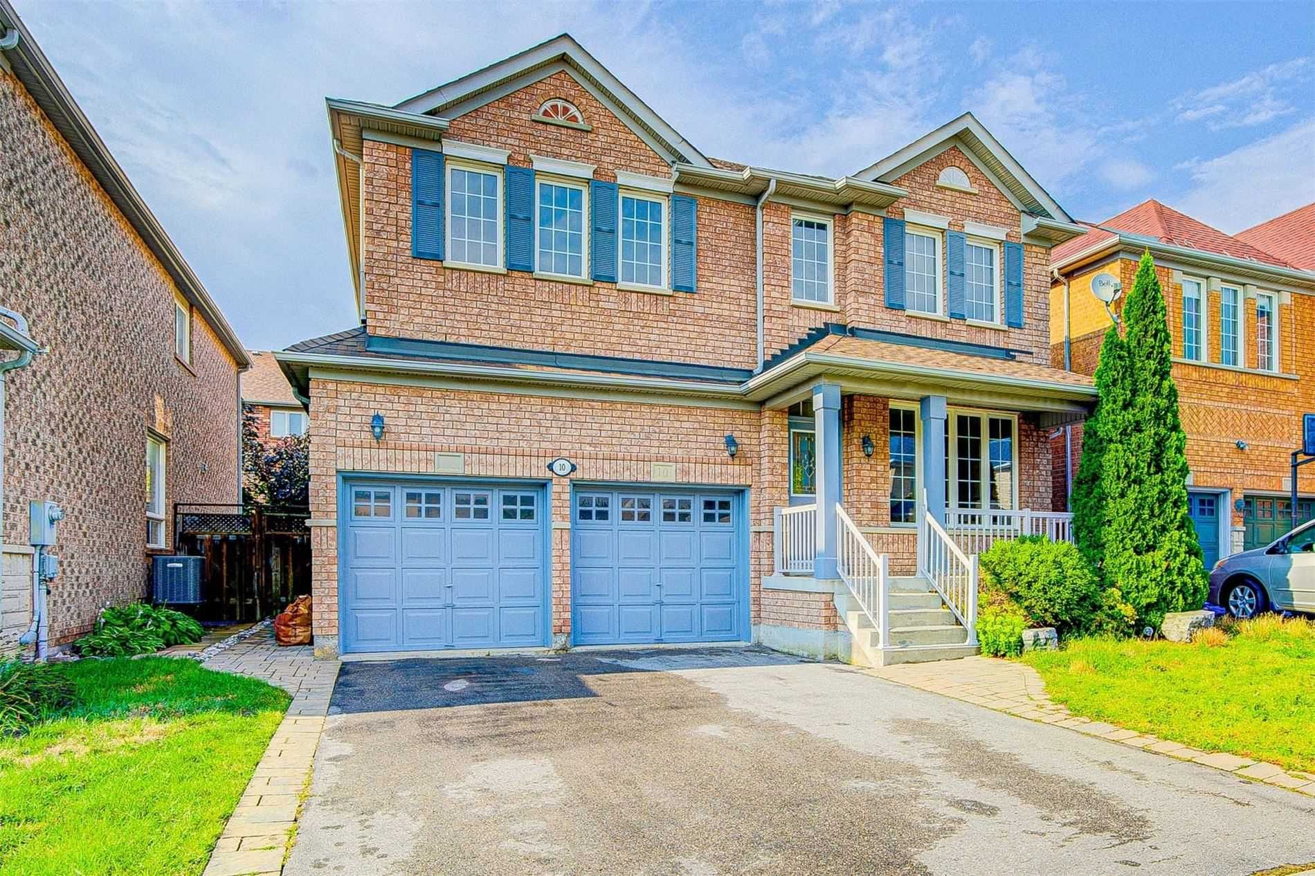 Main Photo: 10 Monkhouse Road in Markham: Wismer House (2-Storey) for sale : MLS®# N5356306