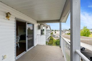 """Photo 16: 166 32691 GARIBALDI Drive in Abbotsford: Abbotsford West Townhouse for sale in """"Carriage Lane"""" : MLS®# R2590175"""