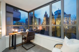 """Photo 18: 801 1265 BARCLAY Street in Vancouver: West End VW Condo for sale in """"The Dorchester"""" (Vancouver West)  : MLS®# R2518947"""