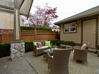 Photo 2: 1961 WHYTE Avenue in Vancouver: Kitsilano 1/2 Duplex for sale (Vancouver West)  : MLS®# V920180
