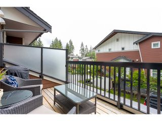 """Photo 17: 11 3431 GALLOWAY Avenue in Coquitlam: Burke Mountain Townhouse for sale in """"NORTHBROOK"""" : MLS®# V1069633"""