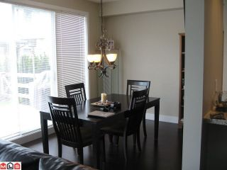 """Photo 4: # 22 2501 161A ST in Surrey: Morgan Creek Condo for sale in """"The Highlands"""" (South Surrey White Rock)  : MLS®# F1015582"""