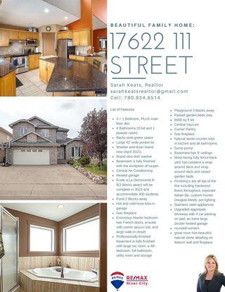 Photo 49: 17622 111 Street in Edmonton: Zone 27 House for sale : MLS®# E4254561