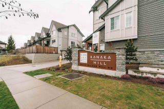 """Photo 2: 5 23539 GILKER HILL Road in Maple Ridge: Cottonwood MR Townhouse for sale in """"Kanaka Hill"""" : MLS®# R2560686"""
