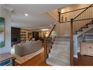 """Photo 4: 1128 TALL TREE Lane in North Vancouver: Canyon Heights NV House for sale in """"CANYON HEIGHTS"""" : MLS®# V1043343"""