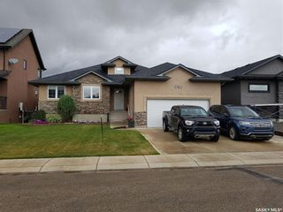 Photo 1: 616 Thiessen Street in Warman: Residential for sale : MLS®# SK841773