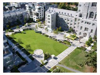 """Photo 7: 1105 5989 WALTER GAGE Road in Vancouver: University VW Condo for sale in """"CORUS"""" (Vancouver West)  : MLS®# V813411"""