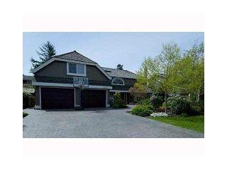Photo 1: 4924 2A AVENUE in Tsawwassen: Pebble Hill House for sale : MLS®# V1143505