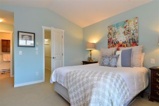"Photo 11: 19 15151 34 Avenue in Surrey: Morgan Creek Townhouse for sale in ""SERENO"" (South Surrey White Rock)  : MLS®# R2238902"