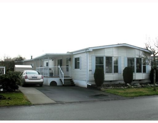 "Main Photo: 156 145 KING EDWARD Street in Coquitlam: Maillardville Manufactured Home for sale in ""MILL CREEK VILLAGE"" : MLS®# V807966"