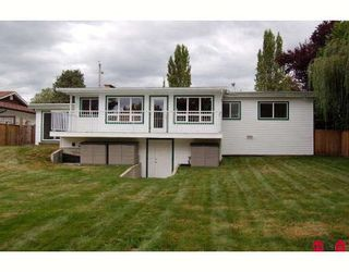 Photo 10: DIAMOND AV in Mission: Mission BC House for sale : MLS®# F2920887