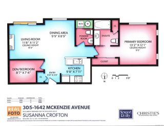 Photo 22: 305 1642 McKenzie Ave in : SE Lambrick Park Condo for sale (Saanich East)  : MLS®# 873141