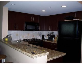 """Photo 3: 1403 120 MILROSS Ave in Vancouver: Mount Pleasant VE Condo for sale in """"THE BRIGHTON"""" (Vancouver East)  : MLS®# V645464"""
