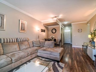 """Photo 1: 102 3788 NORFOLK Street in Burnaby: Central BN Townhouse for sale in """"Panacasa"""" (Burnaby North)  : MLS®# R2403565"""