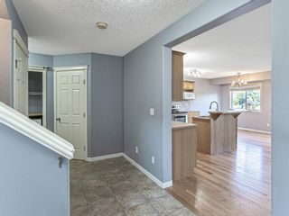 Photo 5: 52 Canoe Square SW: Airdrie Semi Detached for sale : MLS®# A1147457