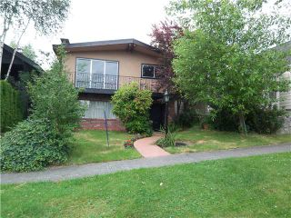Photo 1: 3935 W 24TH Avenue in Vancouver: Dunbar House for sale (Vancouver West)  : MLS®# V839388