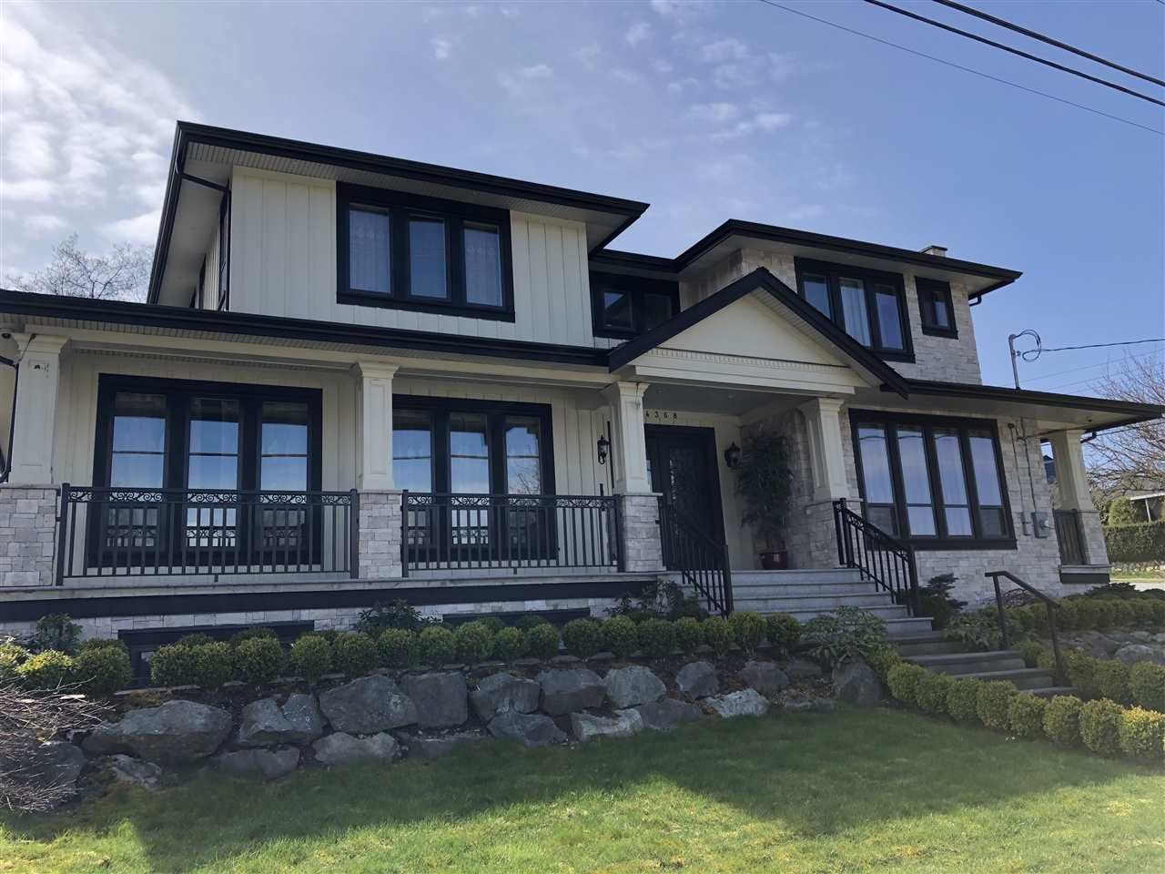 Main Photo: 4368 BURKE Street in Burnaby: Central Park BS House for sale (Burnaby South)  : MLS®# R2453724