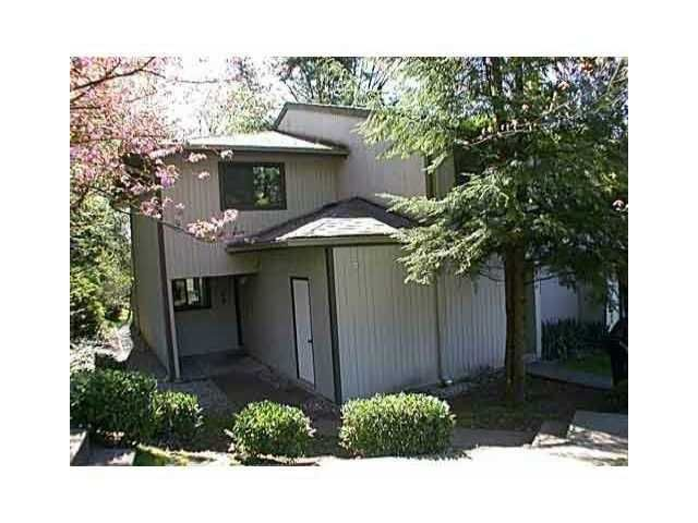 Main Photo: 898 CUNNINGHAM LN in Port Moody: North Shore Pt Moody Condo for sale : MLS®# V1116734
