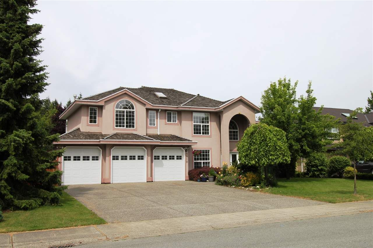 """Main Photo: 4319 210A Street in Langley: Brookswood Langley House for sale in """"Cedar Ridge"""" : MLS®# R2279773"""