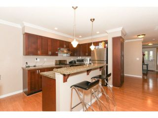 """Photo 6: 54 12040 68TH Avenue in Surrey: West Newton Townhouse for sale in """"Terrane"""" : MLS®# F1450665"""