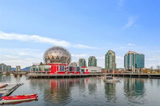 """Photo 23: 1401 1661 ONTARIO Street in Vancouver: False Creek Condo for sale in """"Millennium Water"""" (Vancouver West)  : MLS®# R2521704"""