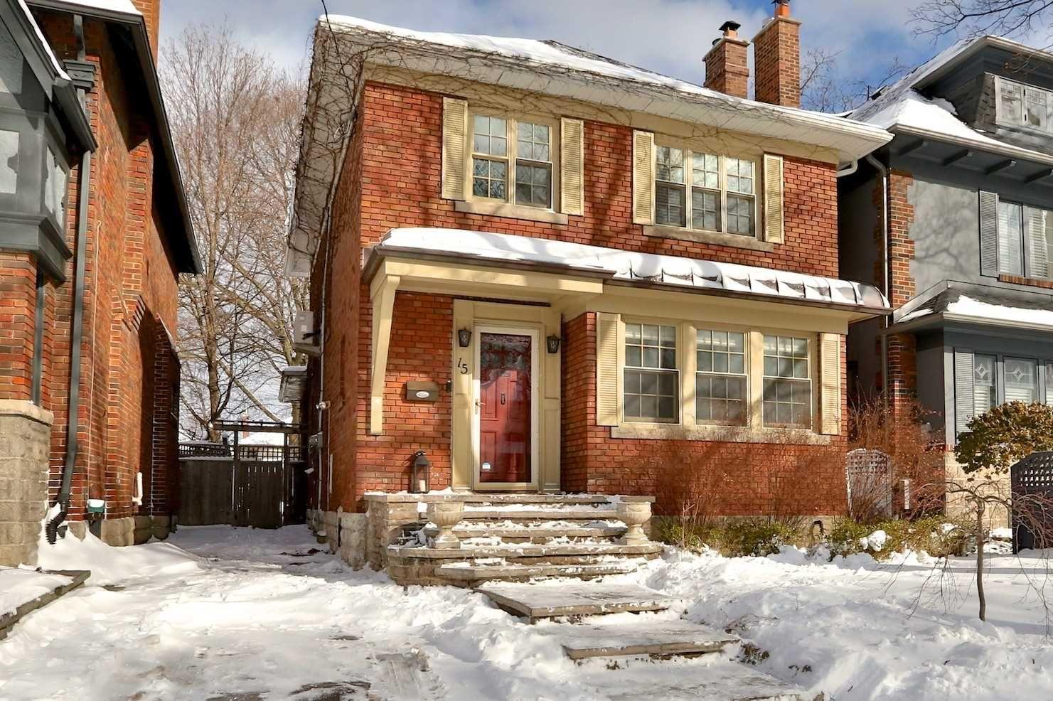Main Photo: 15 Glen Castle Street in Toronto: Lawrence Park South House (2-Storey) for sale (Toronto C04)  : MLS®# C4704094