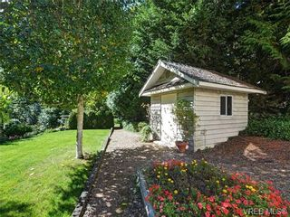 Photo 18: NORTH SAANICH REAL ESTATE For Sale in DEAN PARK , B.C. Canada SOLD With Ann Watley