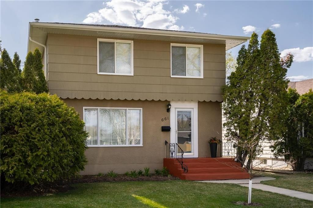 Main Photo: 661 Campbell Street in Winnipeg: River Heights Residential for sale (1D)  : MLS®# 202111631