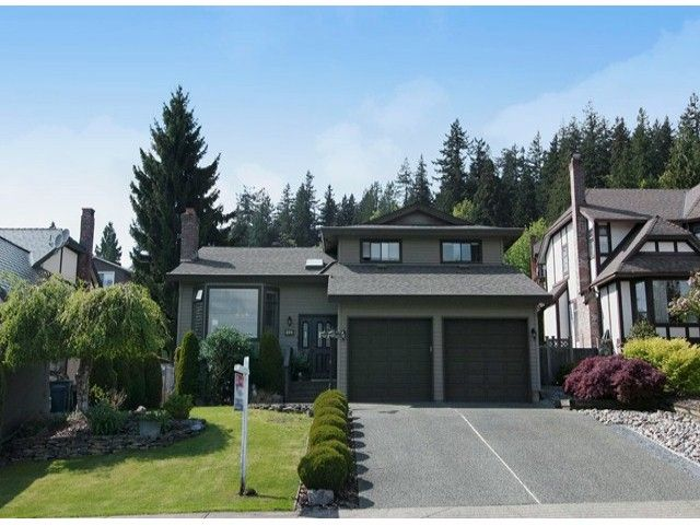 Main Photo: 466 ALOUETTE Drive in Coquitlam: Coquitlam East House for sale : MLS®# V1062558