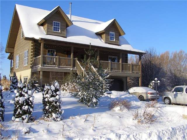 Main Photo: 44 Trent River S. Road in Kawartha Lakes: Rural Carden House (1 1/2 Storey) for sale : MLS®# X3729352