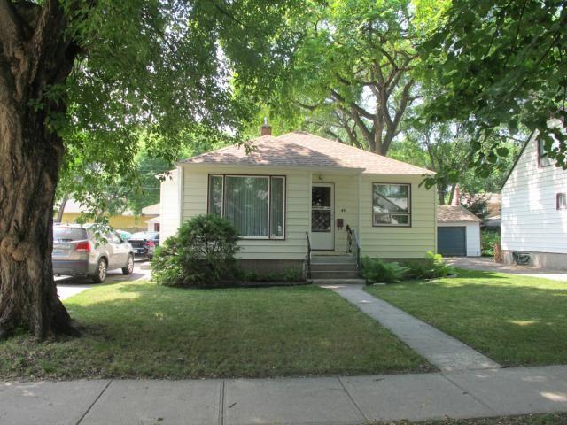 Main Photo:  in WINNIPEG: East Kildonan Residential for sale (North East Winnipeg)  : MLS®# 1314898