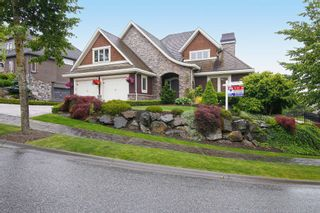 """Photo 1: 35402 JEWEL Court in Abbotsford: Abbotsford East House for sale in """"EAGLE MOUNTAIN"""" : MLS®# F1416341"""