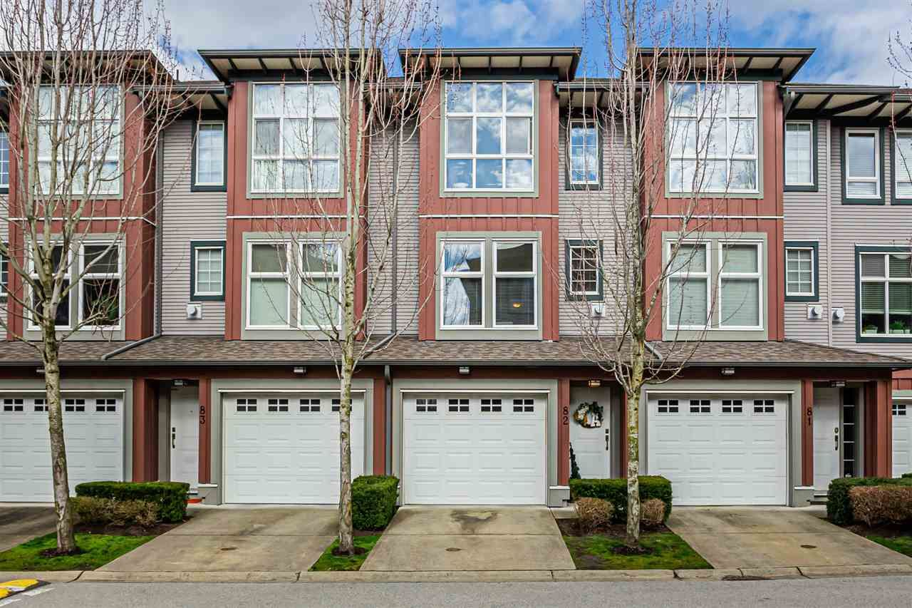 """Main Photo: 82 18777 68A Avenue in Surrey: Clayton Townhouse for sale in """"COMPASS"""" (Cloverdale)  : MLS®# R2444281"""