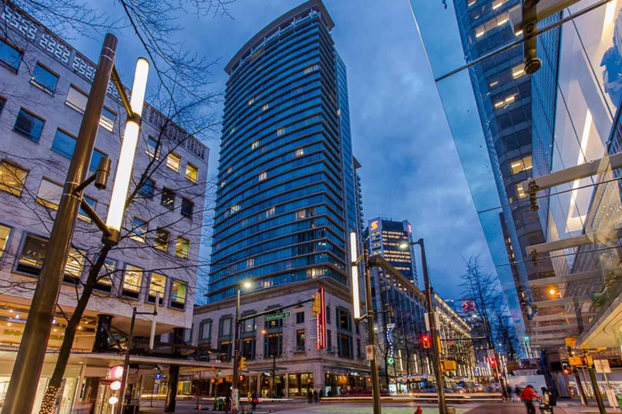 Main Photo: 603 610 GRANVILLE Street in Vancouver: Downtown VW Office for sale (Vancouver West)  : MLS®# C8037917